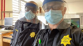 Deputy Sheriffs during COVID-19